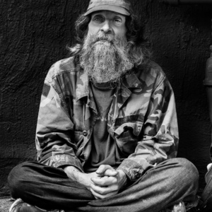 Man on the street | Zeiss ZF.2 Apo Sonnar T* f2 135mm <br> Click image for more details, Click <b>X</b> on top right of image to close