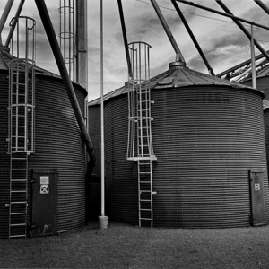 Grain Bins | Zeiss ZM Biogon T* f2.0 35mm