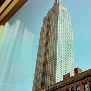 Empire State from our hotel window | Leica ELMARIT 28mm f2.8 ASPH