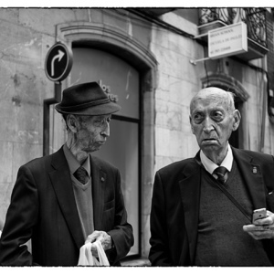 TWO PECULIAR TYPES | Leica SUMMARIT 35mm f2.5 <br> Click image for more details, Click <b>X</b> on top right of image to close
