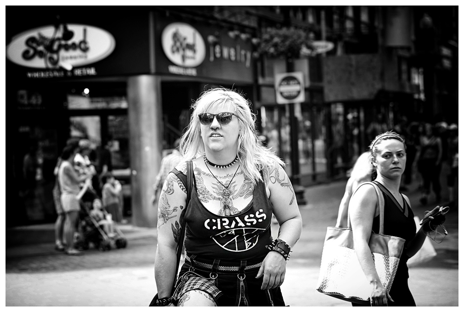 """Crass"" 