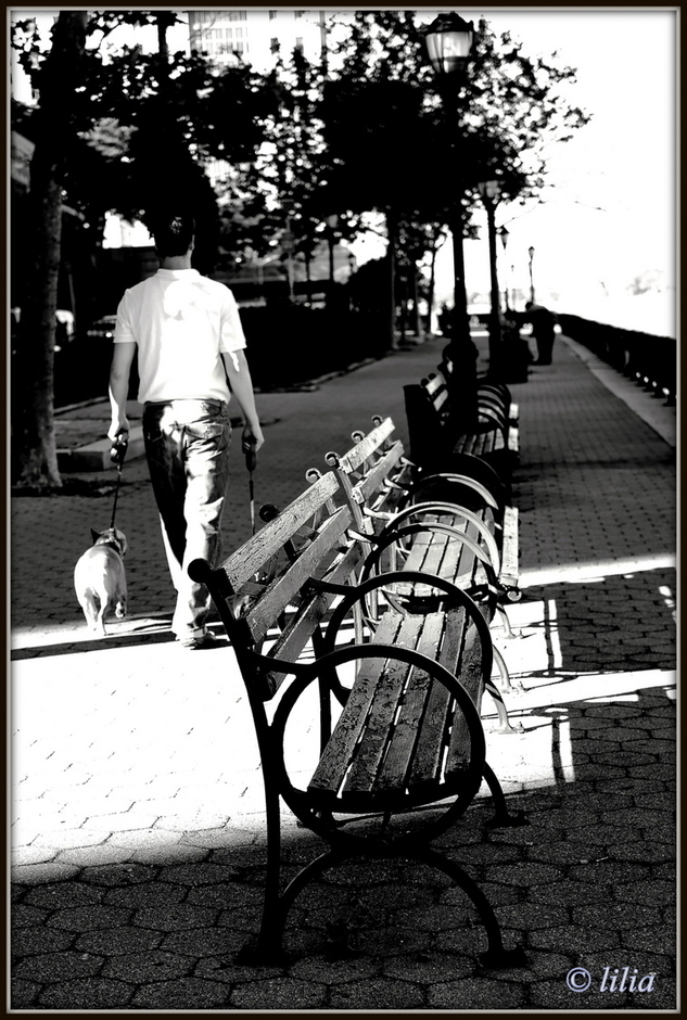 le promenade | Leica SUMMICRON 50mm f2 <br> Click image for more details, Click <b>X</b> on top right of image to close