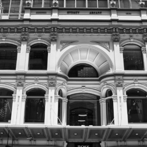 Sydney Arcade | Lens model not set <br> Click image for more details, Click <b>X</b> on top right of image to close