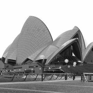 Opera House Morning | Leica NOCTILUX 50mm f0.95 ASPH <br> Click image for more details, Click <b>X</b> on top right of image to close