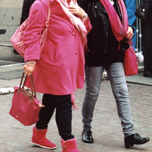 Pink Ladies | Leica Elmar 90mm f/4 collapsible <br> Click image for more details, Click <b>X</b> on top right of image to close