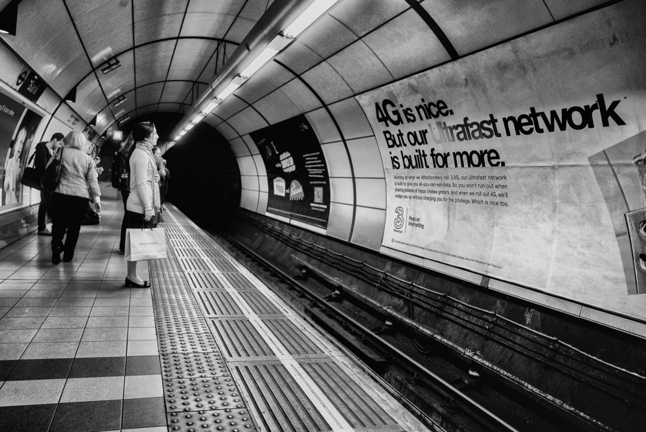 Waiting Underground | Leica ELMARIT 28mm f2.8 ASPH <br> Click image for more details, Click <b>X</b> on top right of image to close