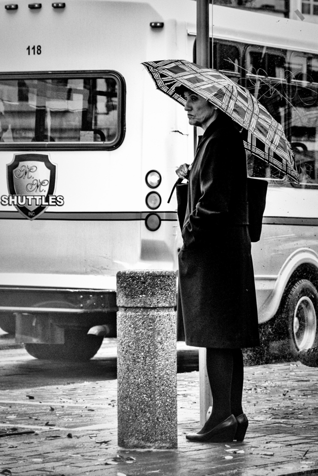 Waiting for a bus | Zeiss G Sonnar 90mm f2.8 <br> Click image for more details, Click <b>X</b> on top right of image to close