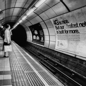 Waiting Underground | Leica ELMARIT 28mm f2.8 ASPH