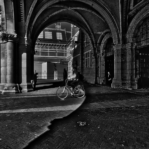 Bicycle at Rijksmuseum | Zeiss Lens detail has not been set <br> Click image for more details, Click <b>X</b> on top right of image to close